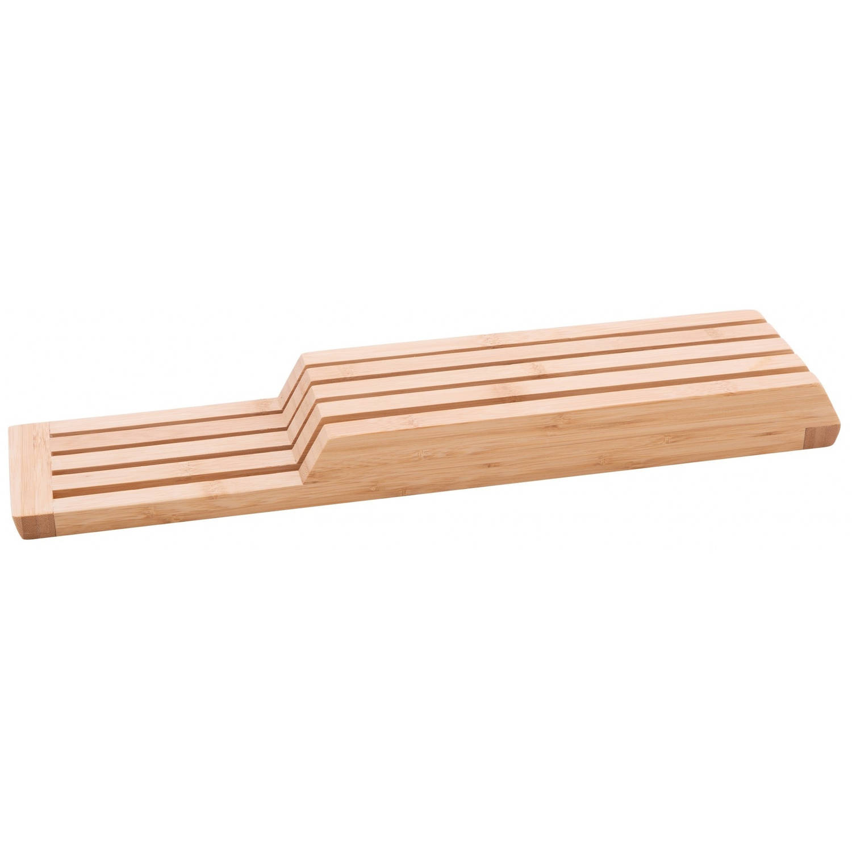Point-Virgule Messenblok Lade Bamboe