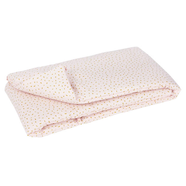Trixie bedbumper Moonstone junior 120 x 60/70 cm katoen roze