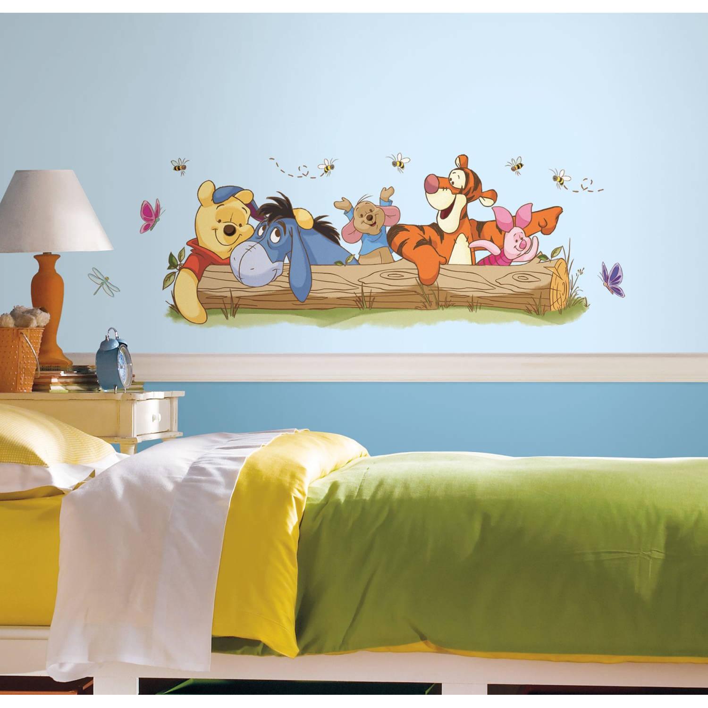 Muursticker Poeh Roommates Disney Winnie De Poeh
