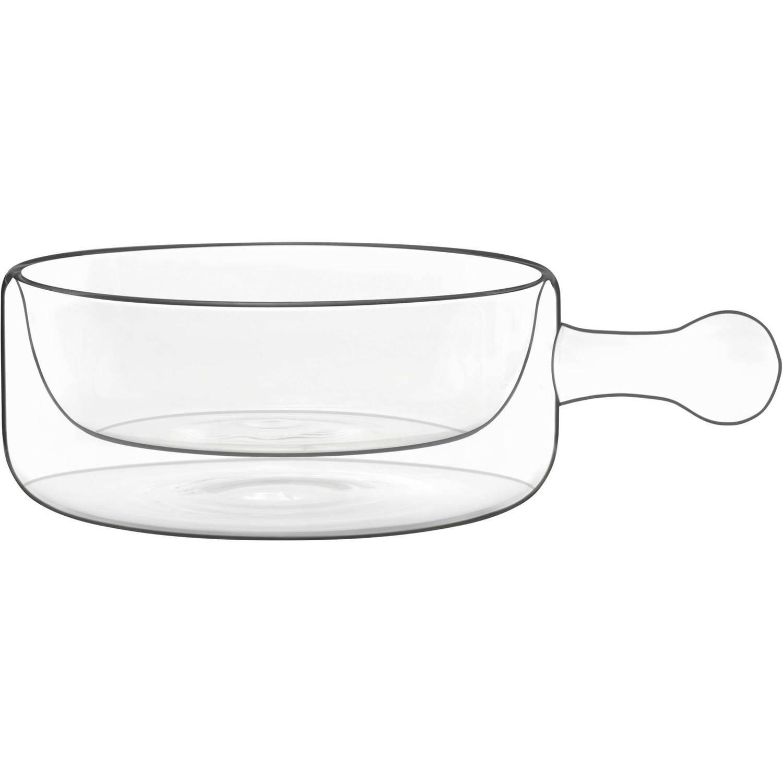 Luigi Bormioli Schaal Rm463 Food&design 11.3 Cm 25 Cl Transparant Borosilicaat 2 Stuk(s)
