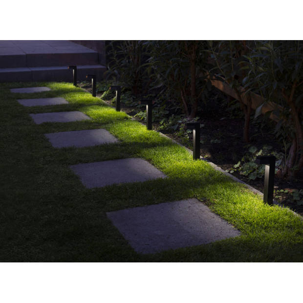 Led lovers LED Tuinverlichting Cincinnati - 6 lampen