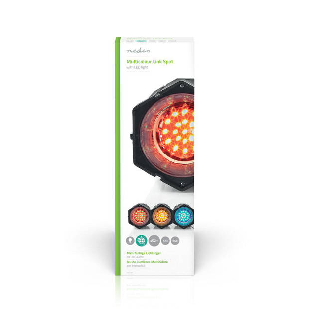 Discolamp met Spots
