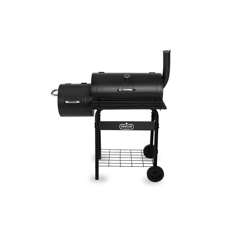 Buccan - Houtskool Barbecue - Bunbury Double Barrel