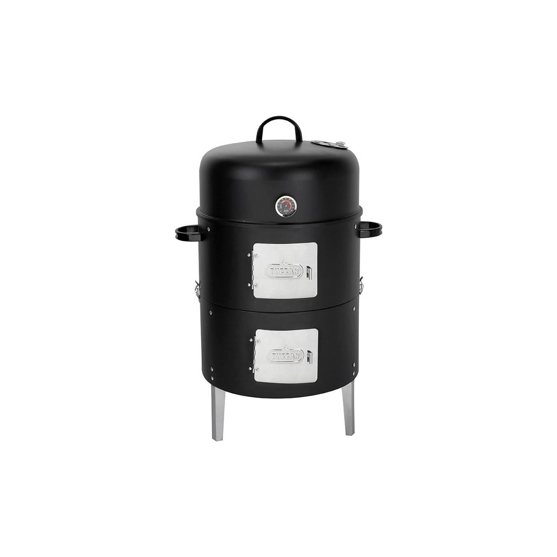 Buccan Smoker Barbecue Durham Smokey Canon