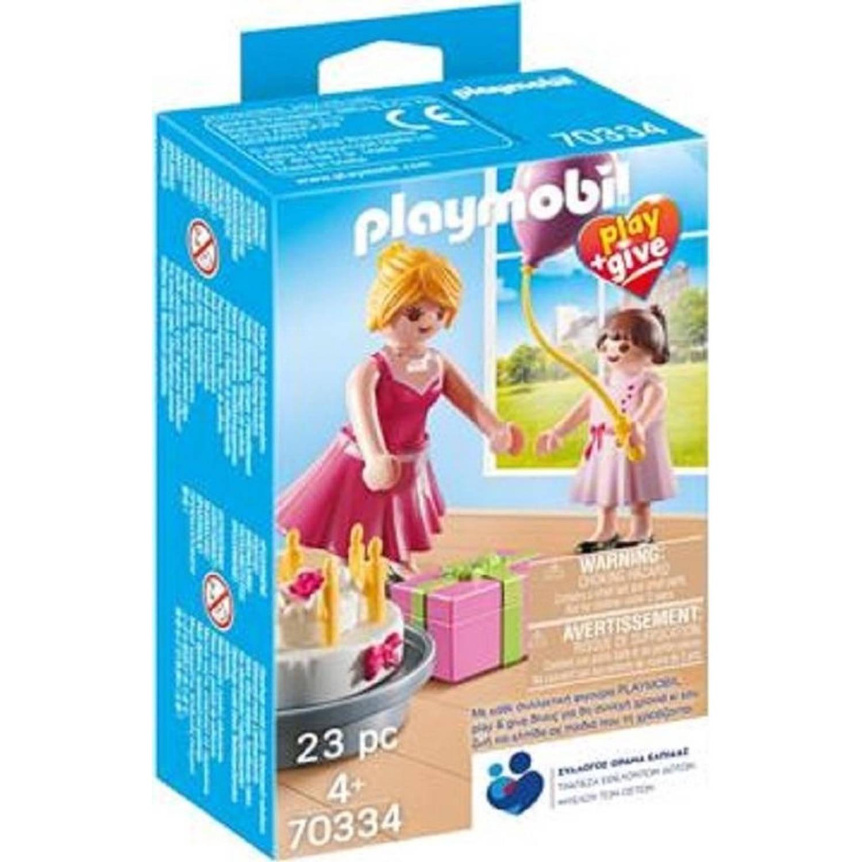 Playmobil Verjaardag 70334