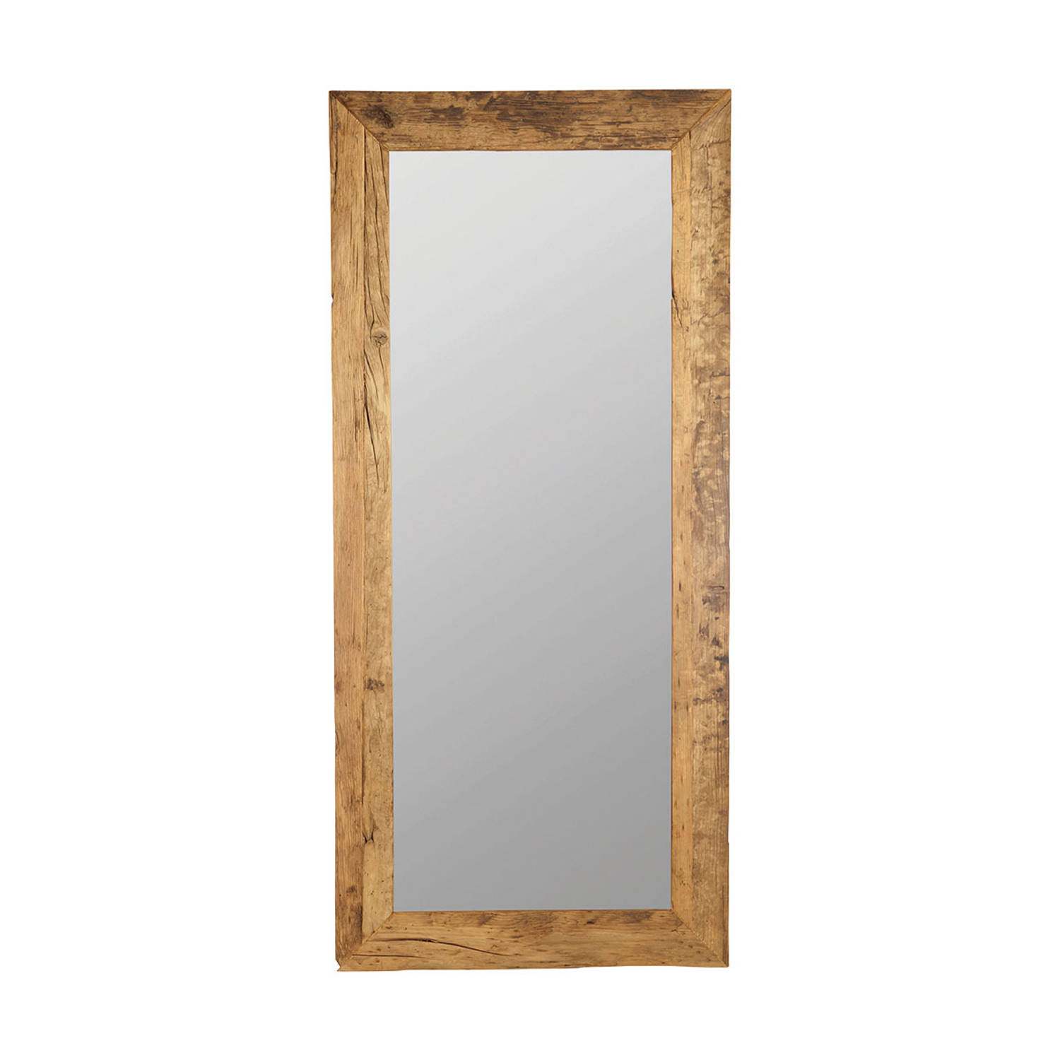 Spiegel Pure Nature 95x210cm W- Frame - House Doctor