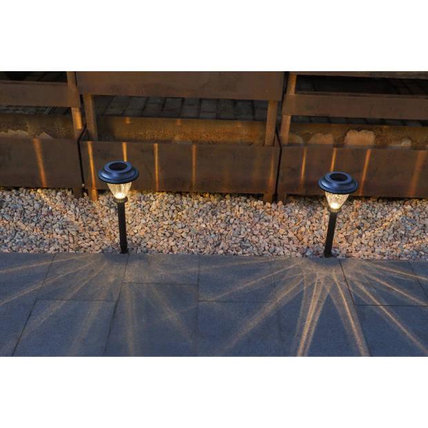 Hyundai - XL padverlichting op zonne-energie - 4 stuks