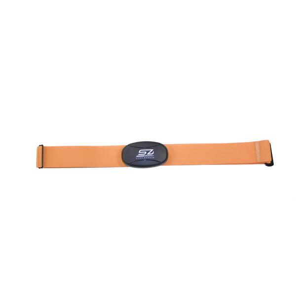 Hartslagmeter - Senz Sports 5Hz Borstband - Oranje
