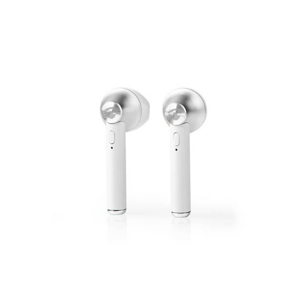 Volledig Draadloze Bluetooth®-oordopjes 3 uur Afspeeltijd Spraakbediening Charging