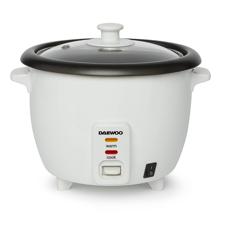 Daewoo Drcooker Rijstkoker 400 Watt 1 Liter Wit online kopen