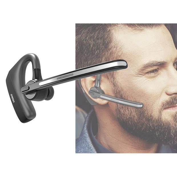 FEDEC Bluetooth Headset K15 - Verstelbare Microfoon - Accu