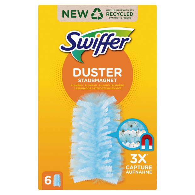 Swiffer Duster stofdoekjes navulling 6stuks