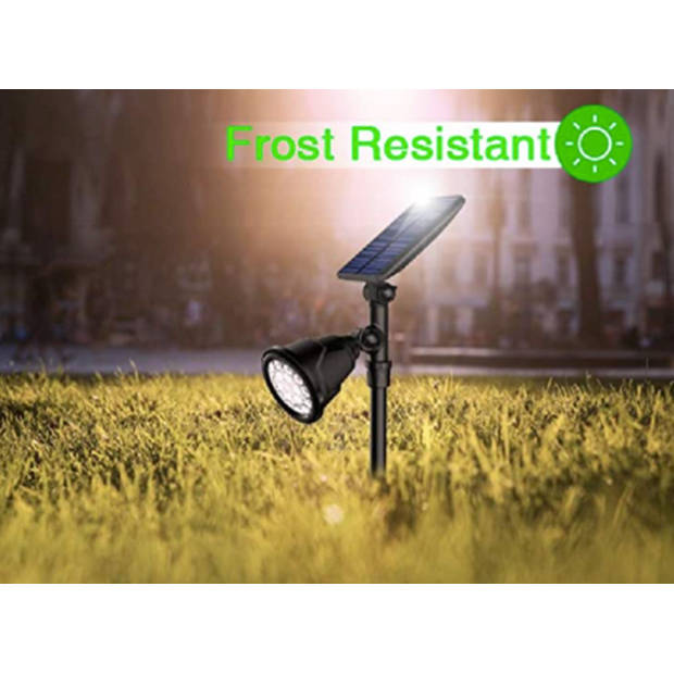 Verstelbare Solar Tuinverlichting - 2 stuks
