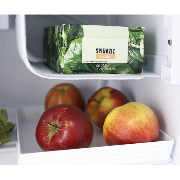 Tomado TRM4401W - mini koelkast - E - inhoud: 43 liter - met vriesvak