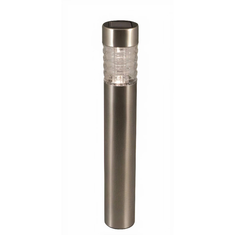 Luxform Tuinlamp Tacoma 62 X 504 Cm Rvs Zilver 3 pack