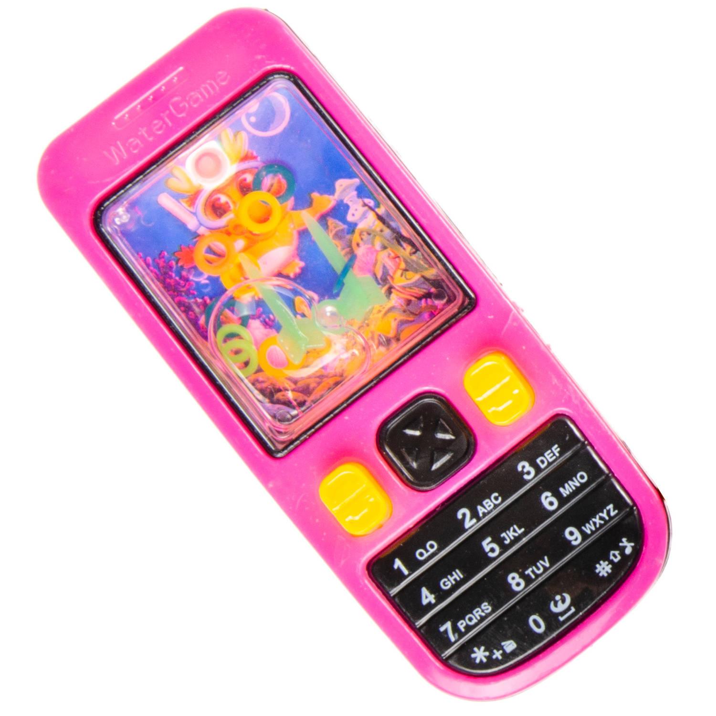 Korting Lg imports Telefoon Met Waterspel Junior 10,5 Cm Paars