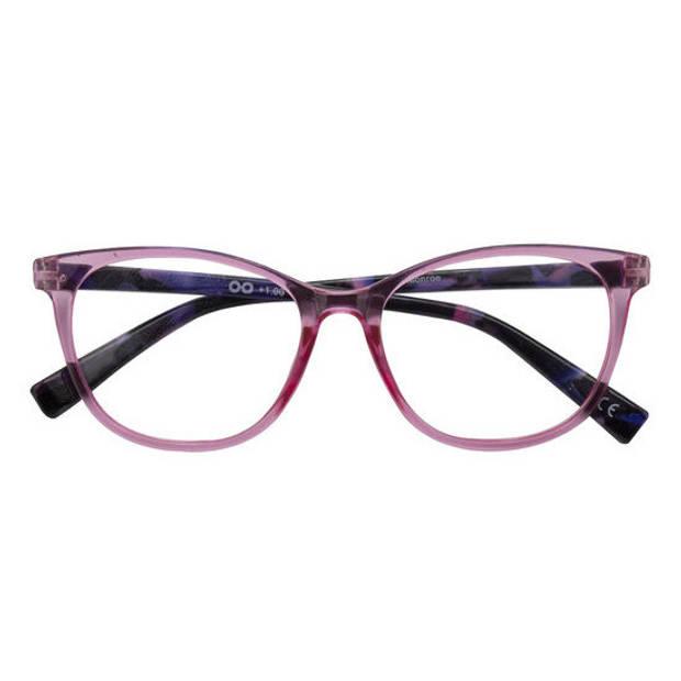 Croon leesbril Monroe dames roze