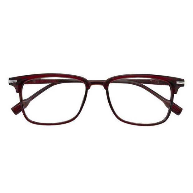 Croon leesbril Cooper unisex rood