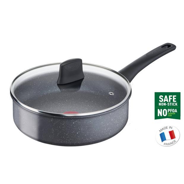 Tefal Healthy Chef hapjespan Ø 24 cm - met gratis spatel