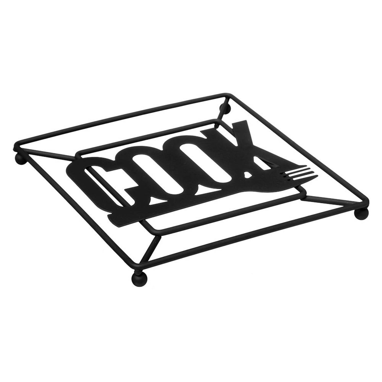 Decopatent® - Pannenhouder - Cook Design - Pannen Onderzetter -