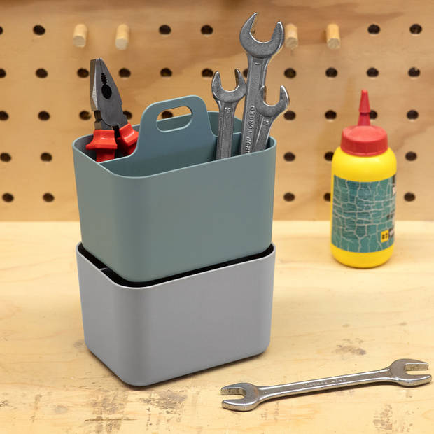 Forma toolbox Frank - S - donkerblauw