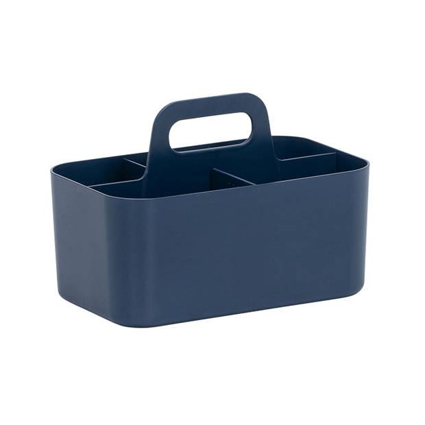 Forma toolbox Frank - L - donkerblauw