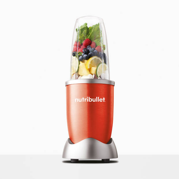 NutriBullet 600 Series - Blender - 5-delig - Red Scarlet