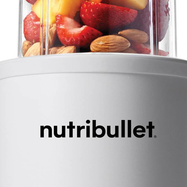 NutriBullet 10-delig - 900 Series - All White