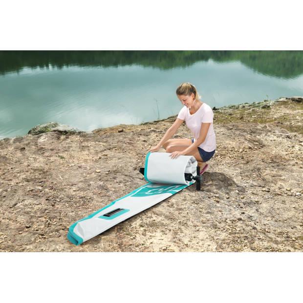 Bestway Sup Board - Hydro Force - Aqua Glider Set - 320 x 79 x 12 cm - Met Accessoires