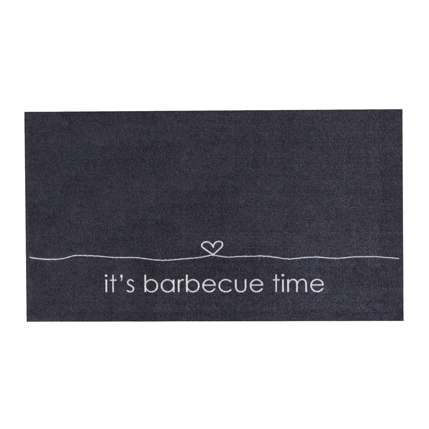 Md Entree Barbecue Mat Barbecue Time 67 X 120 Cm