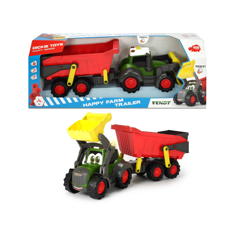 Dickie Happy Series Tractor 65cm