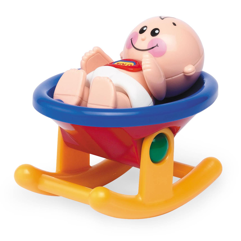 Tolo Toys Tolo Friends Baby En Wieg