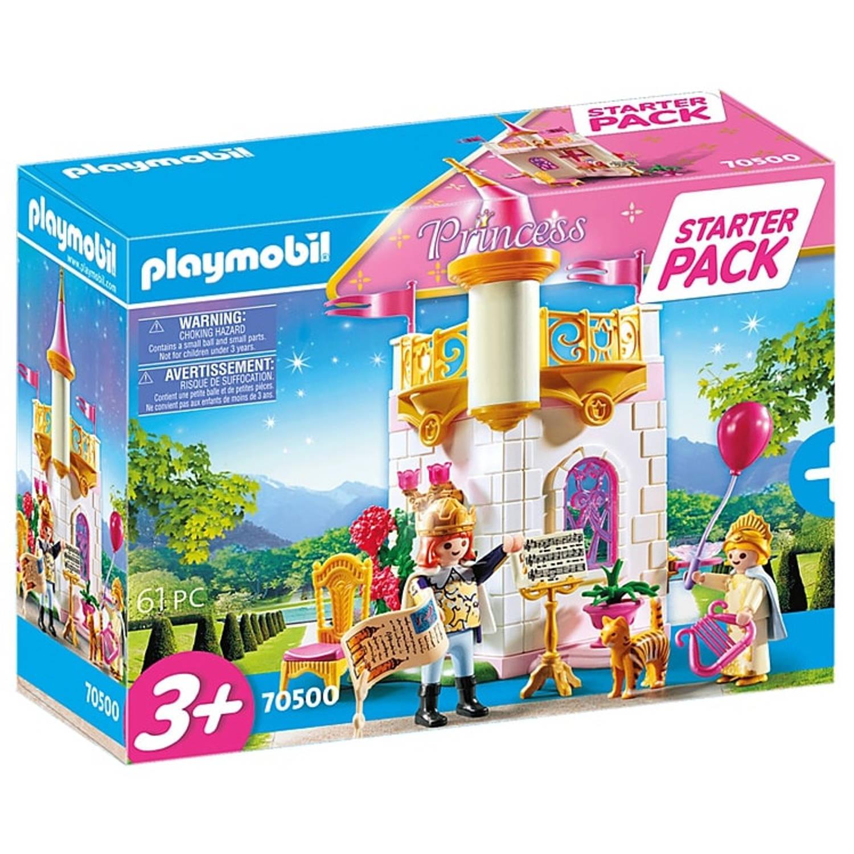 Korting Playmobil Princess Starterpack Kasteel (70500)