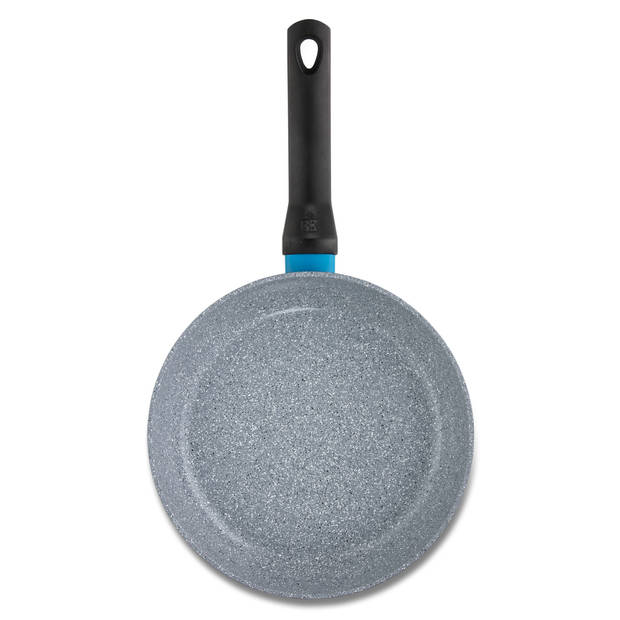 Bk Blue Label Granite Koekenpan - Ø 24 cm - keramisch (PFAS vrij)