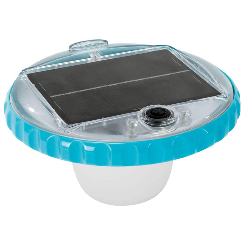 Intex Zwembadlamp Drijvend Solar Led