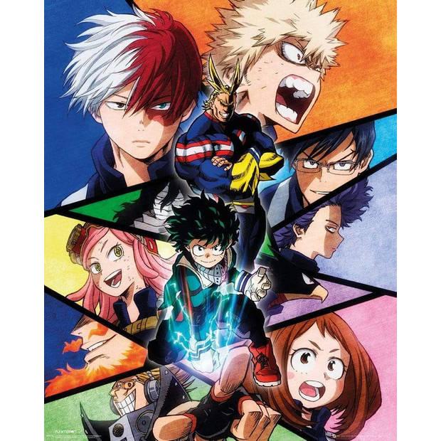 GBeye My Hero Academia Group Poster 40x50cm