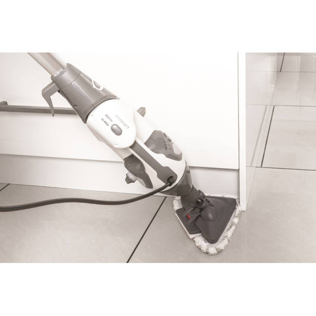 Shark S6005EU Vloer- en Handstoomreiniger - Steam Blaster - 2 stoominstellingen - Klik n'Flip