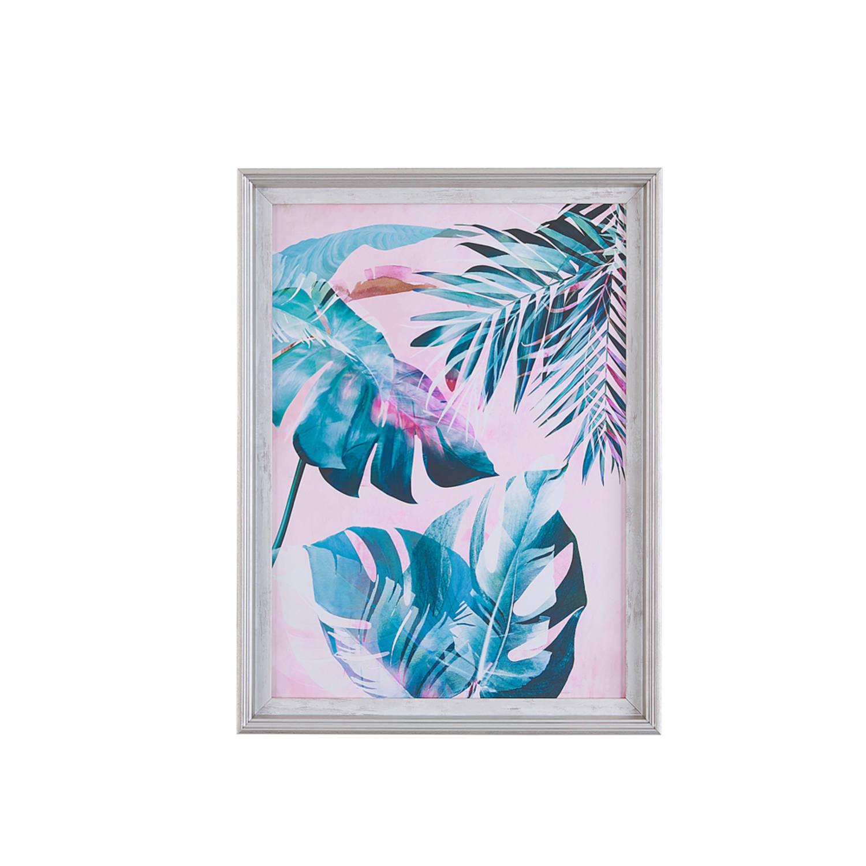 Beliani Agena Wanddecoratie Papier 5 X 30 Cm