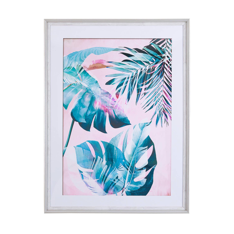 Beliani Agena Wanddecoratie Papier 5 X 60 Cm