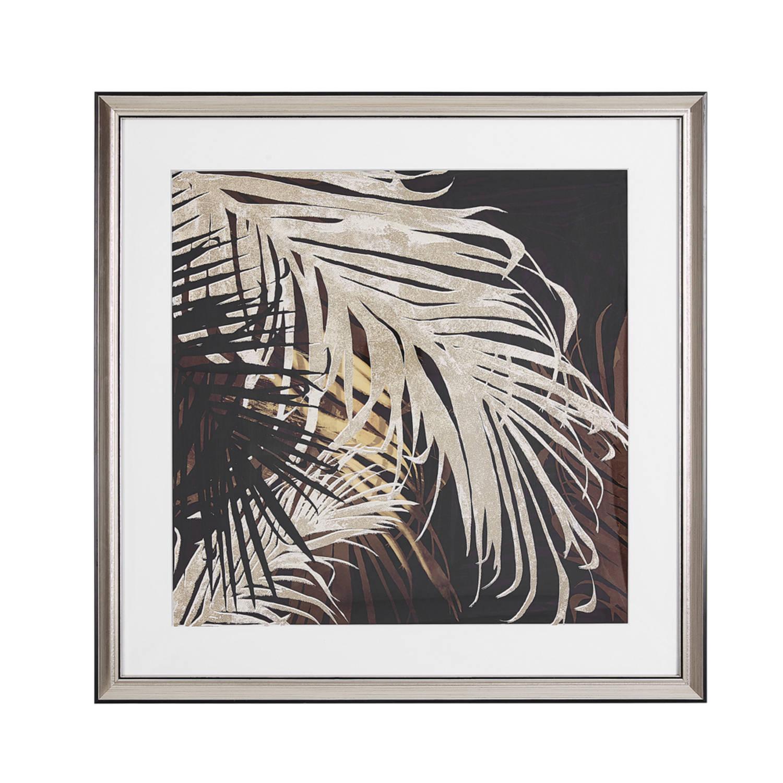 Beliani Togbo Wanddecoratie Papier 4 X 60 Cm