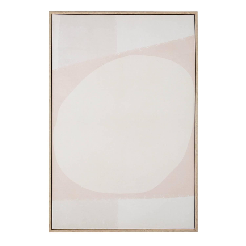 Beliani Baone Wanddecoratie Polyester 5 X 63 Cm