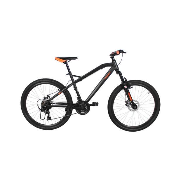 Mountainbike Tounis Light 27,5'' Zwart/Rood