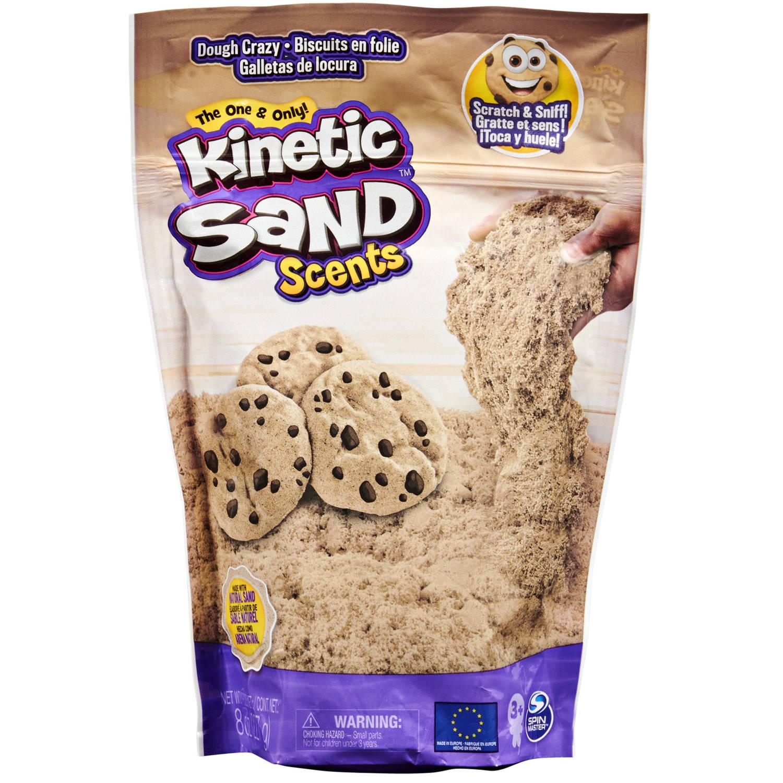 Kinetic Sand Speelzand Scented Sand Dough Crazy Junior Bruin