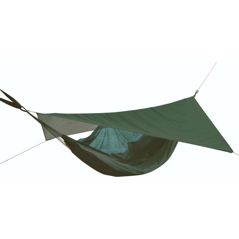 Travelsafe Hangmat Travel 275 X 140 Cm Polyester/mesh Groen