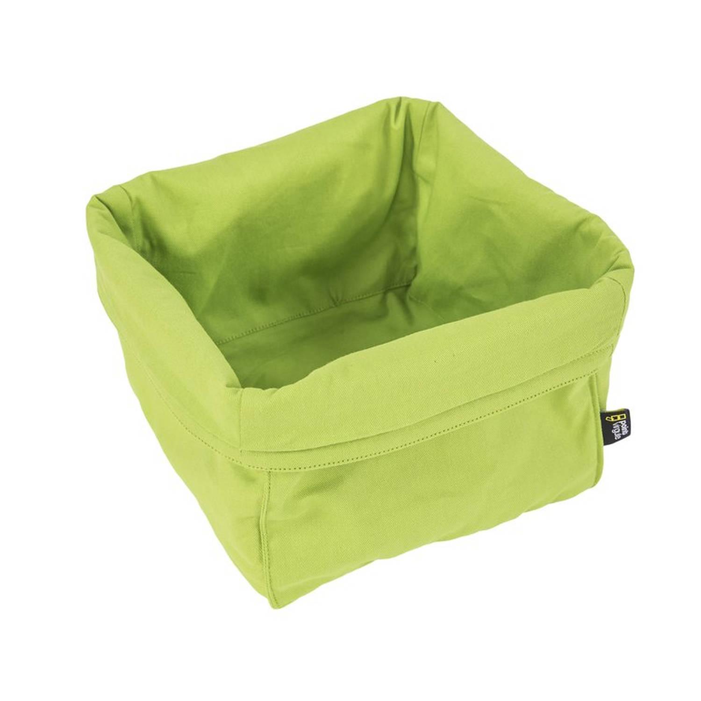 Point-virguele Broodmand - Groen - 20 X 20 Cm