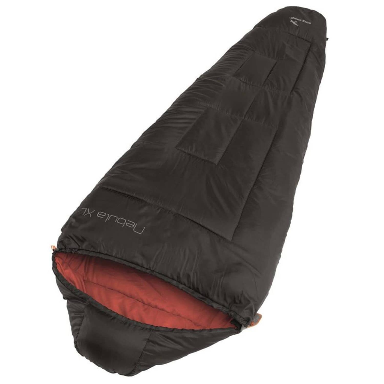 Easy Camp Slaapzak Nebula XL zwart en rood