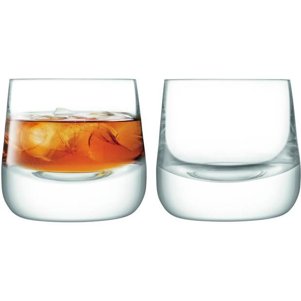 L.S.A. whiskyglas Bar Culture 220 ml 2 stuks