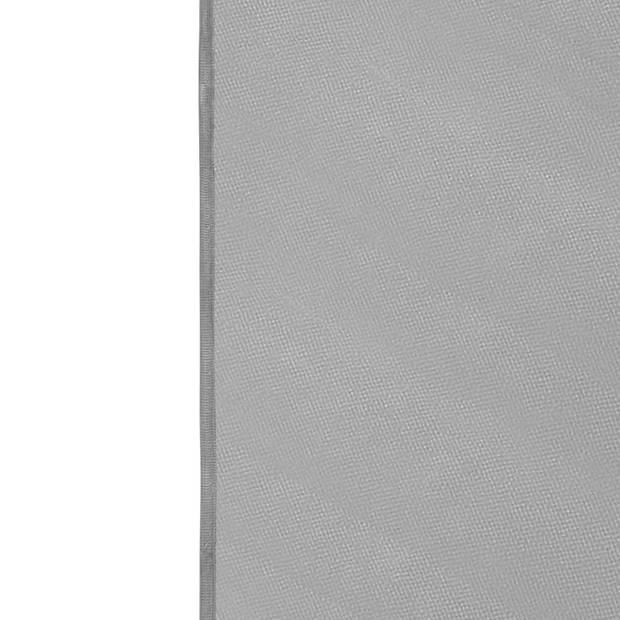 O'DADDY vliegengordijn deur- lamellenhor – 150x250cm – fiberglass - zwart