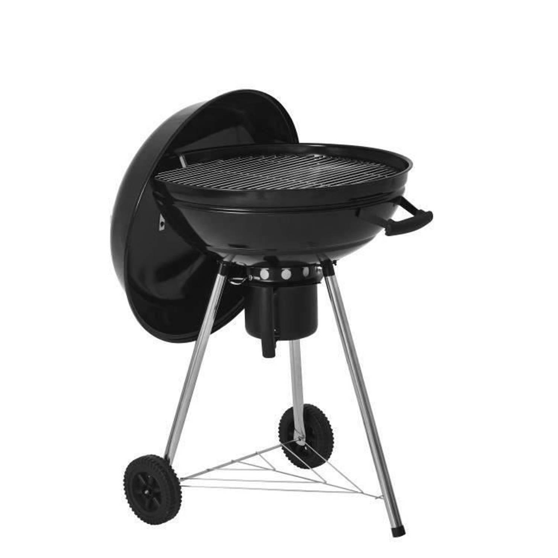 Cookingbox Goerges Houtskoolbarbecue 58cm Kookbakje Voor Max. 10 Gasten
