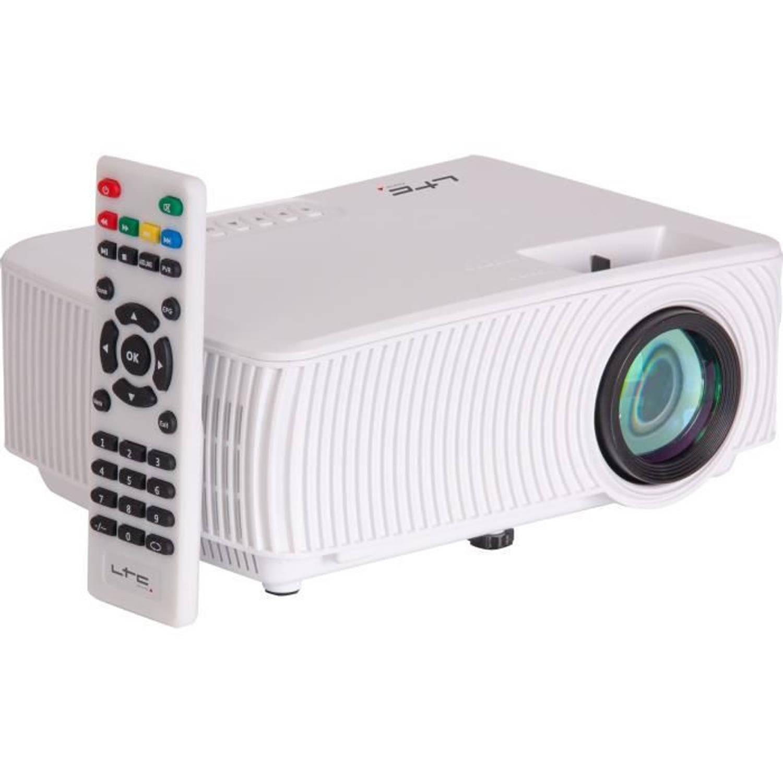 Ltc Vp1000-w Led Compacte Videoprojector Schermduplicatie Via Wifi Led 40 W